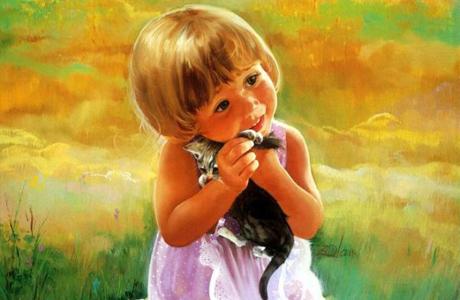 Ребенок, способноый к сочувствию