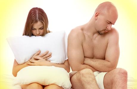 Страх сексуальных проблем после родов
