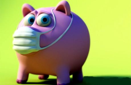 Свинка у малыша