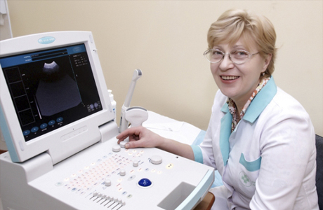 Трехмерное УЗИ для беременных