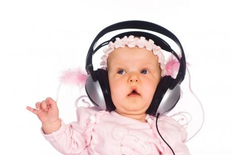 Тяжелая музыка для малыша