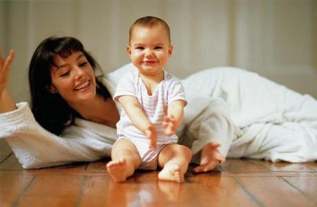Воспитание малыша мамой-одиночкой