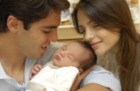 Большое влияние на формирование характера малыша влияют папа и мама