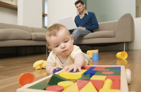 Что же выберет малыш