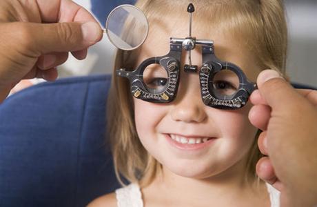 Проблемы со зрением у ребенка