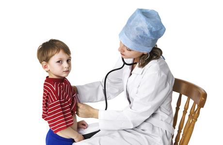 Когда в доме врачи