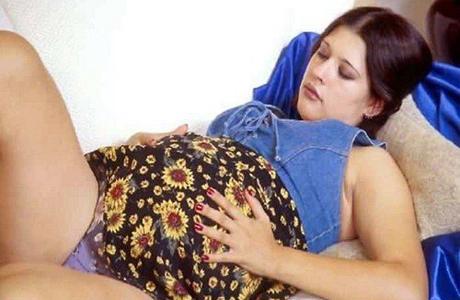 Могут поспособствовать таким родам и домашние стрессовые ситуации