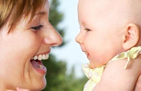 Постоянно разговаривай с малышом
