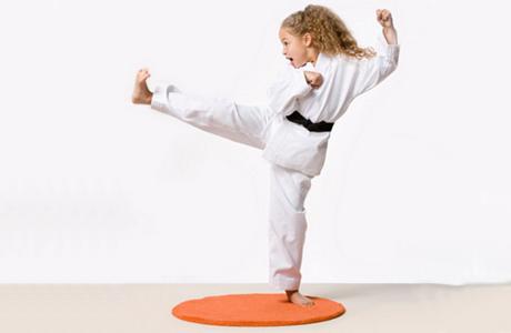 Боевые искусства для девочки