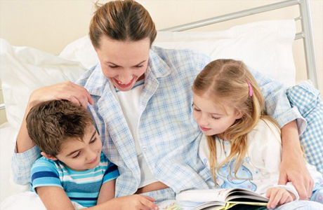 Читай ребенку сказки