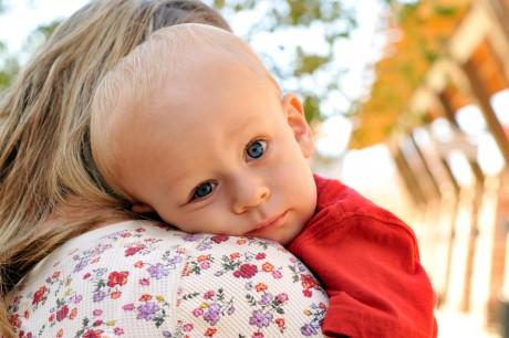 Чрезмерная опека над ребенком