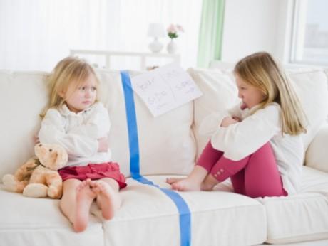 Детские ссоры - как помочь