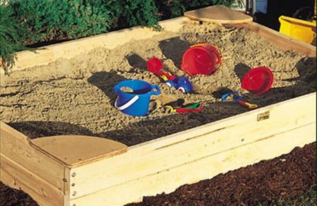 Если поле боя – песочница