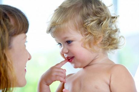 Говори малышу о любви