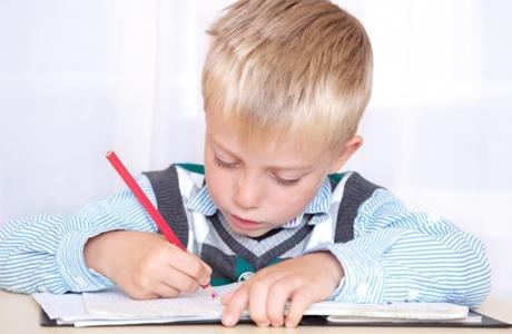 Пусть ребенок напишет пожелания