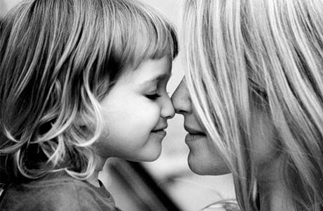 Малыш существует и за это его надо любить
