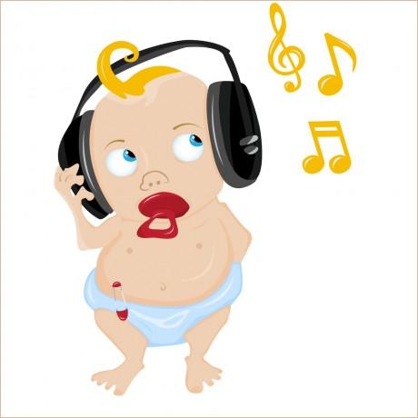 Ребенок музыкант