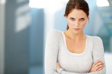 Неприятные ощущения беременной