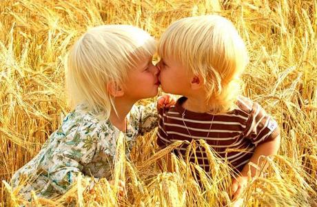 Первая любовь ребенка в детском садике