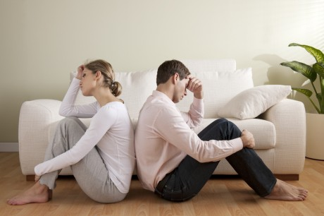 Проблемы в семье надо решать