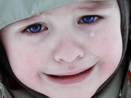 Обиженый ребенок
