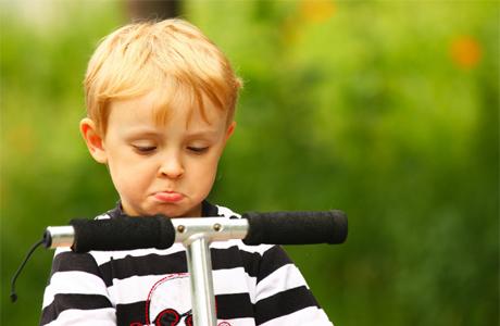 Ребенок вырастет неуверенным в себе