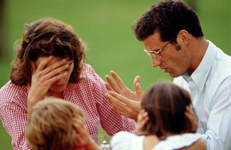 Влияние конфликтов родителей на развитие ребенка