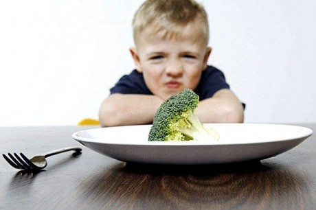Если ребенок переборчивый