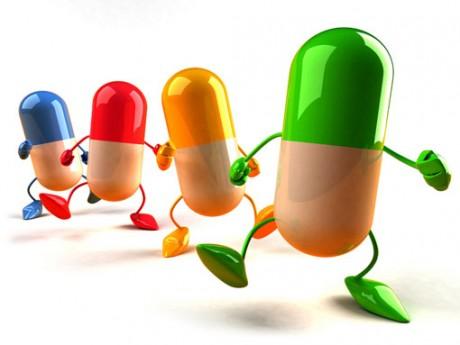 Детские витамины из аптеки