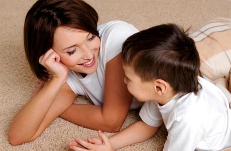 Как общаться с ребенком-лидером