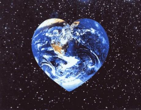 Любовь – это чувство вселенских масштабов