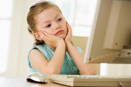 Ребенок за компьютером: плохо или хорошо
