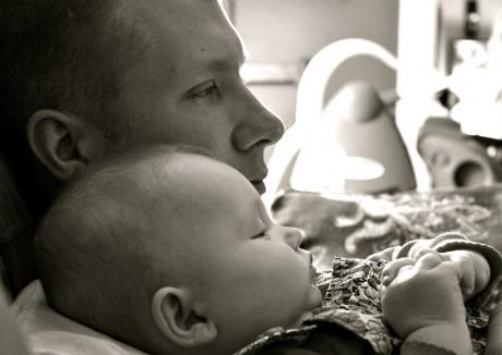 Муж не доверяет воспитание ребенка