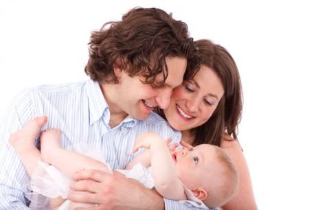 Крестные родители ребенка