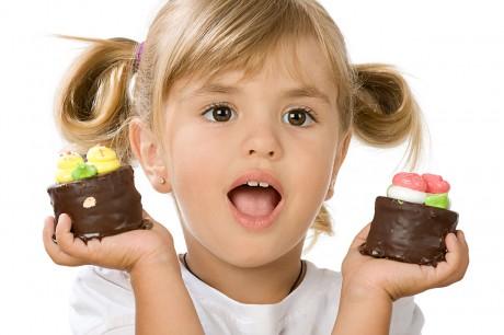 Влияние сахара на поведение ребенка