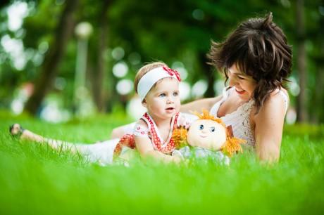 Цвета для малыша