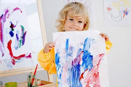 Как учить ребенка различать цвета?