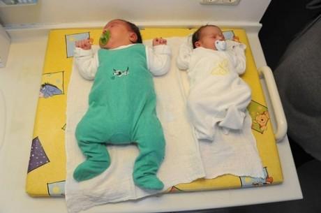 В Берлине родился ребенок весом 6кг
