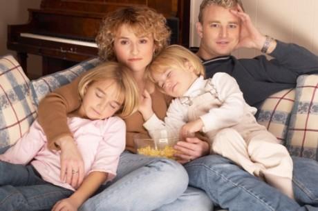 Как вести себя с его детьми