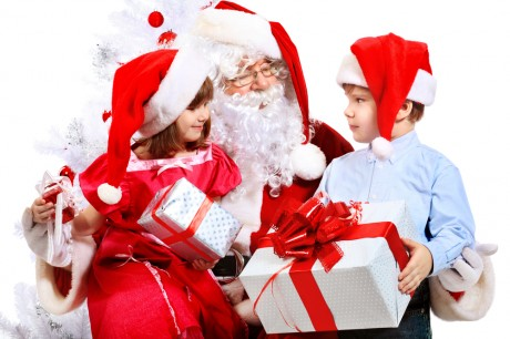 Пригласить Деда Мороза в дом
