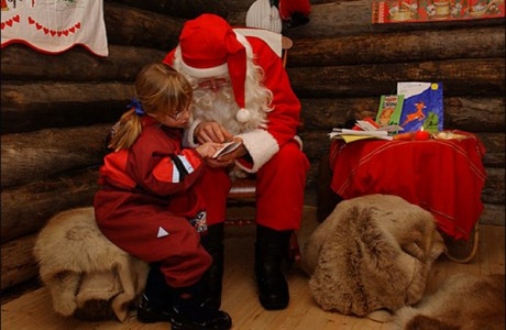 Письма Санта Клаусу