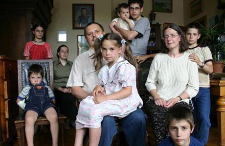 Трудная семья