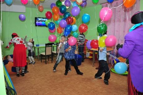 Новый год с детьми в ресторане Вилла Вита