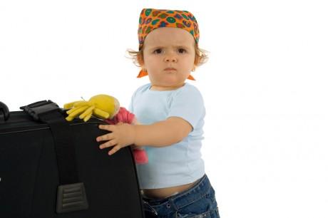 Если у ребенка случился приступ гнева