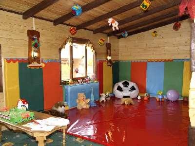 Детский ресторан Фортеця Гетьман - игровая зона