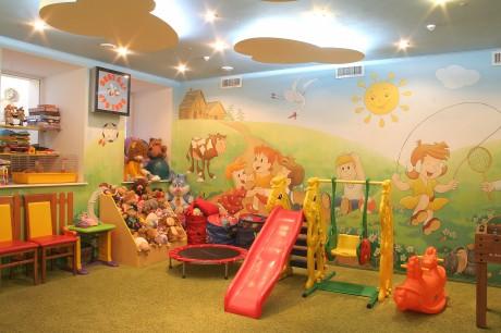 Игровая комната Беби Бар на Львовской площади