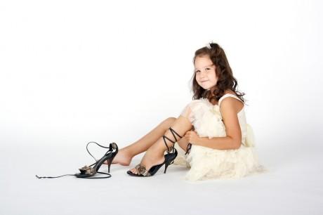 Можно ли носить каблуки детям