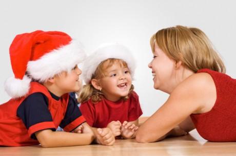 Рождество для детей