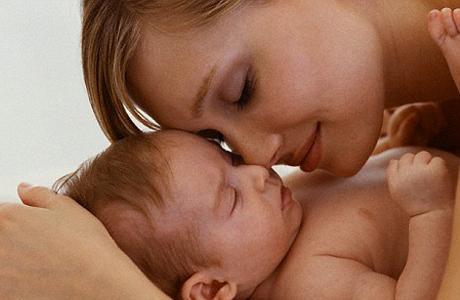 Рождение сына