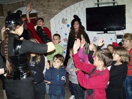Новый год с детьми в отеле-ретсторане Бабушкин сад